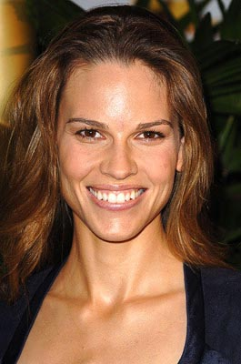 Hilary Swank Best Actress Nominee - Million Dollar Baby 77th Academy Awards Luncheon Beverly Hills, CA - 2/7/2005