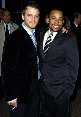 Carmine Giovinazzo and Hill Harper 31st Annual People's Choice Awards Pasadena, CA - 1/9/05