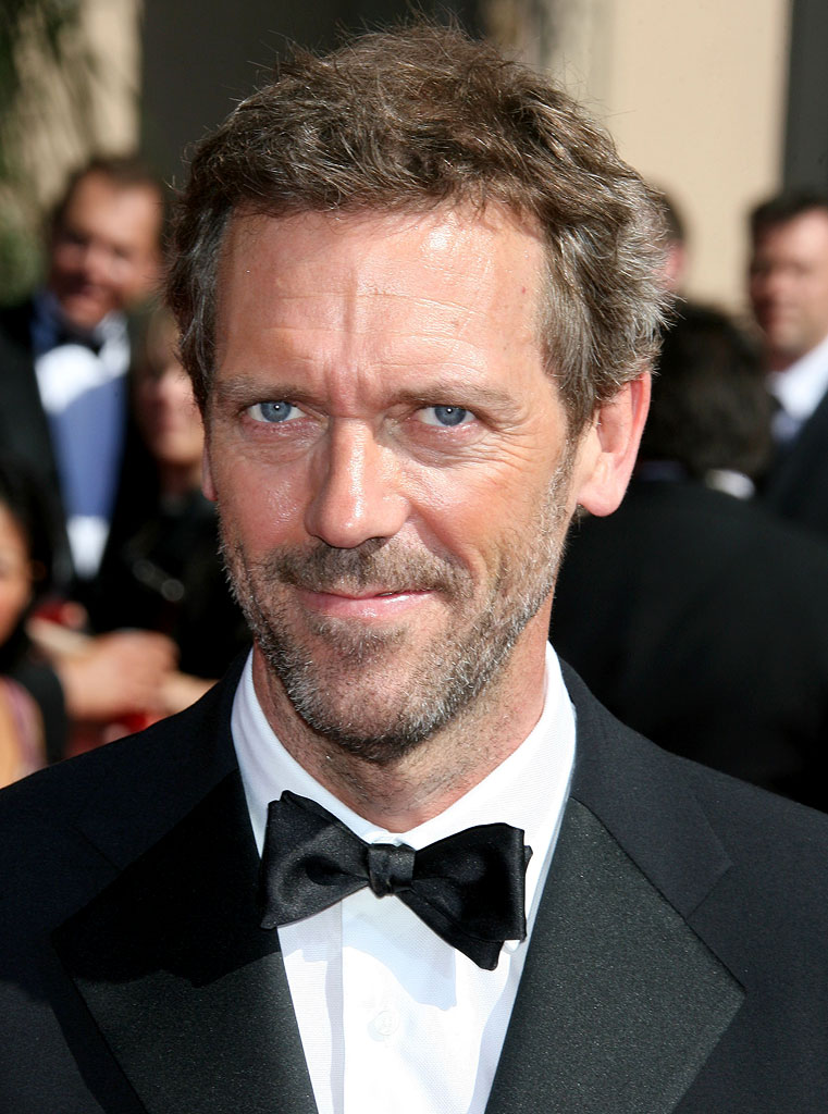 Hugh Laurie at The 58th Annual Primetime Emmy Awards.