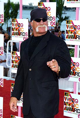 Hulk Hogan MTV Video Music Awards - 8/29/2004