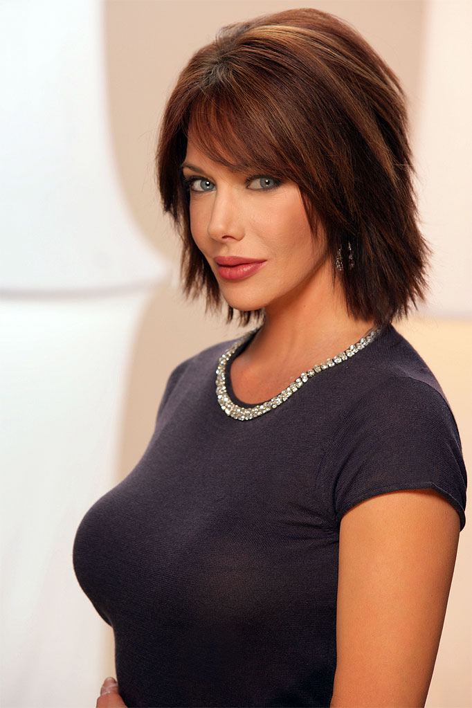 Hunter Tylo stars as Taylor Hayes in The Bold and the Beautiful on CBS.