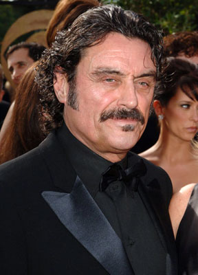 Ian McShane 57th Annual Emmy Awards Arrivals - 9/18/2005