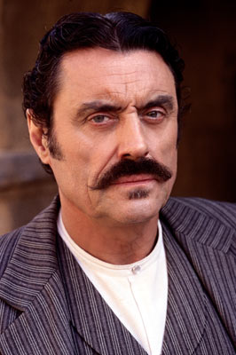 Ian McShane HBO's Deadwood