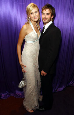 Maggie Grace and Ian Somerhalder InStyle/Warner Bros. Golden Globes Party The Palm Court at the Beverly Hilton - Beverly Hills, CA - 1/16/05