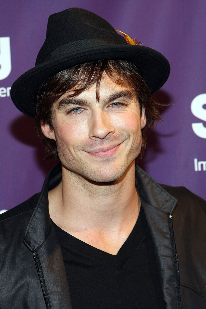 Ian Somerhalder attends the Entertainment Weekly and Syfy party celebrating Comic-Con at Hotel Solamar on July 25, 2009 in San Diego, California.