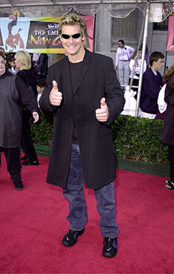 Premiere: TV hearththrob Ingo Rademacher at the Hollywood premiere of Walt Disney's The Emperor's New Groove - 12/10/2000