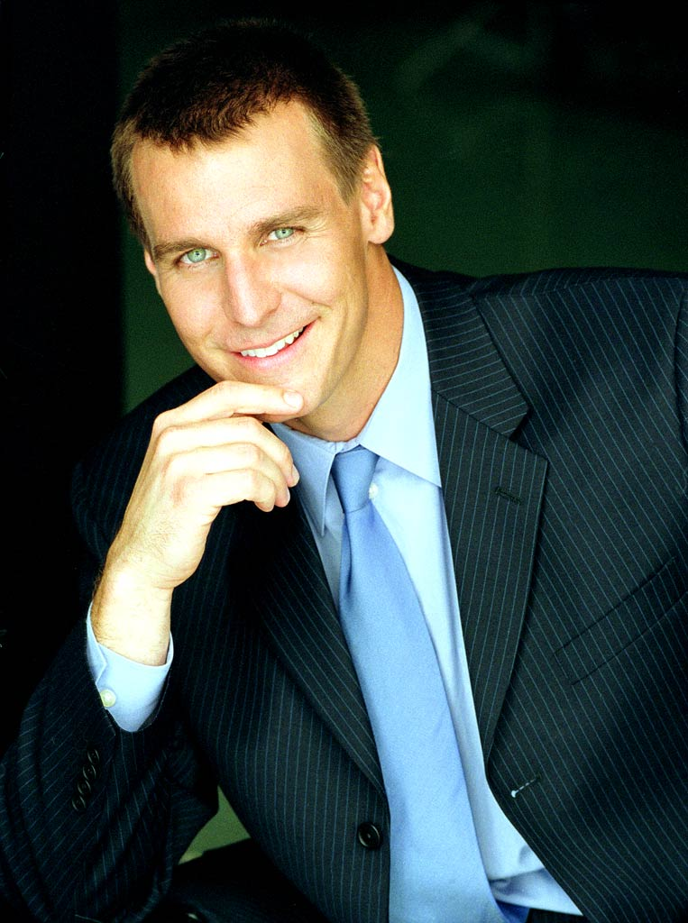 Ingo Rademacher stars as Jax on the ABC Television Network's General Hospital