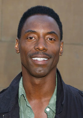 Premiere: Isaiah Washington at the Hollywood premiere of Sony Pictures Classics' Baadasssss! - 5/25/2004