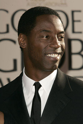 Isaiah Washington 63rd Annual Golden Globe Awards - Arrivals Beverly Hills, CA - 1/16/06