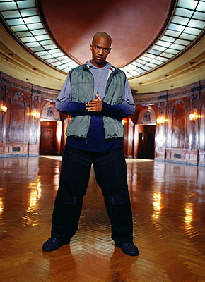 J. August Richards as Charles Gunn in WB's Angel
