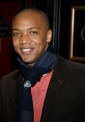 Premiere: J. August Richards at the NY premiere of Universal Pictures' Inside Man - 3/20/2006