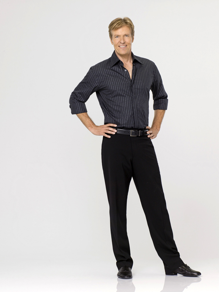 "Jack Wagner competes on Season 14 of ""Dancing With the Stars."""