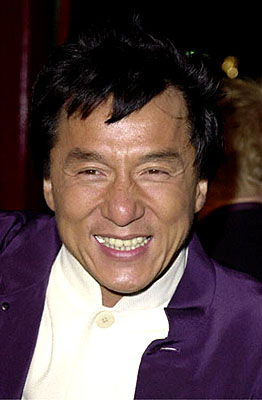 Premiere: Jackie Chan at the Hollywood premiere of Universal's The Family Man - 12/12/2000