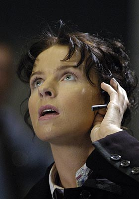 "Jacqueline McKenzie as Diana Skouris USA's ""The 4400"""