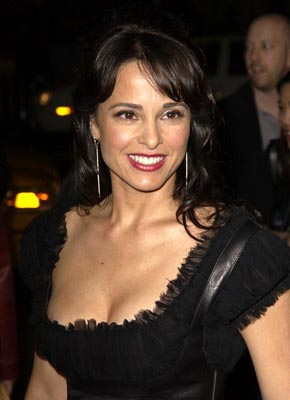 Premiere: Jacqueline Obradors at the LA premiere of New Line's A Man Apart - 4/1/2003