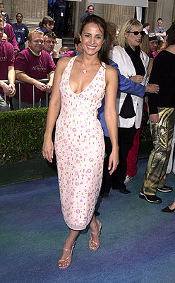 Premiere: Jacqueline Obradors at the Los Angeles premiere of Disney's Atlantis: The Lost Empire - 6/6/2001
