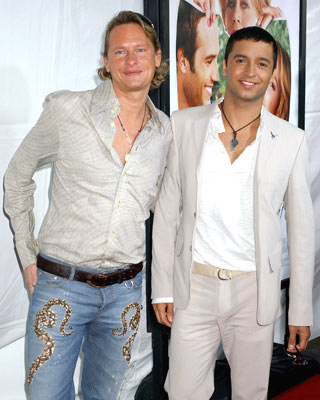 Premiere: Carson Kressley and Jai Rodriguez at the Westwood premiere of New Line Cinema's Monster-In-Law - 4/29/2005