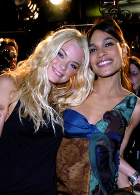 Premiere: Jaime King and Rosario Dawson at the Westwood premiere of Dimension Films' Sin City - 3/28/2005 Jaime King