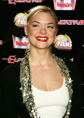 Premiere: Jaime King at the Las Vegas premiere of 20th Century Fox's Elektra - 1/8/2005
