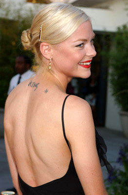 Premiere: Jaime King at the Hollywood premiere of Universal Pictures' The Bourne Supremacy - 7/16/2004