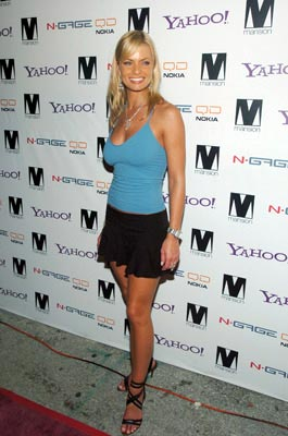 Jaime Pressly Paris Hilton Record Release Party At Mansion Nightclub - Miami, FL - 8/28/2004