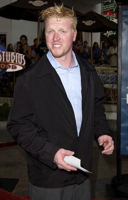 Premiere: Jake Busey at the LA premiere of The Bourne Identity - 6/6/2002