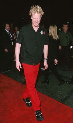 Premiere: Jake Busey at the Mann's Chinese Theater premiere of Columbia's Charlie's Angels - 10/22/2000
