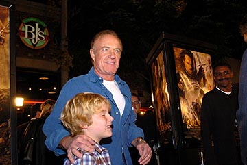 Premiere: James Caan at the LA premiere of New Line's The Lord of the Rings: The Return of The King - 12/3/2003