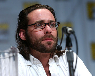 James Callis San Diego Comic-Con - 7/21/2006