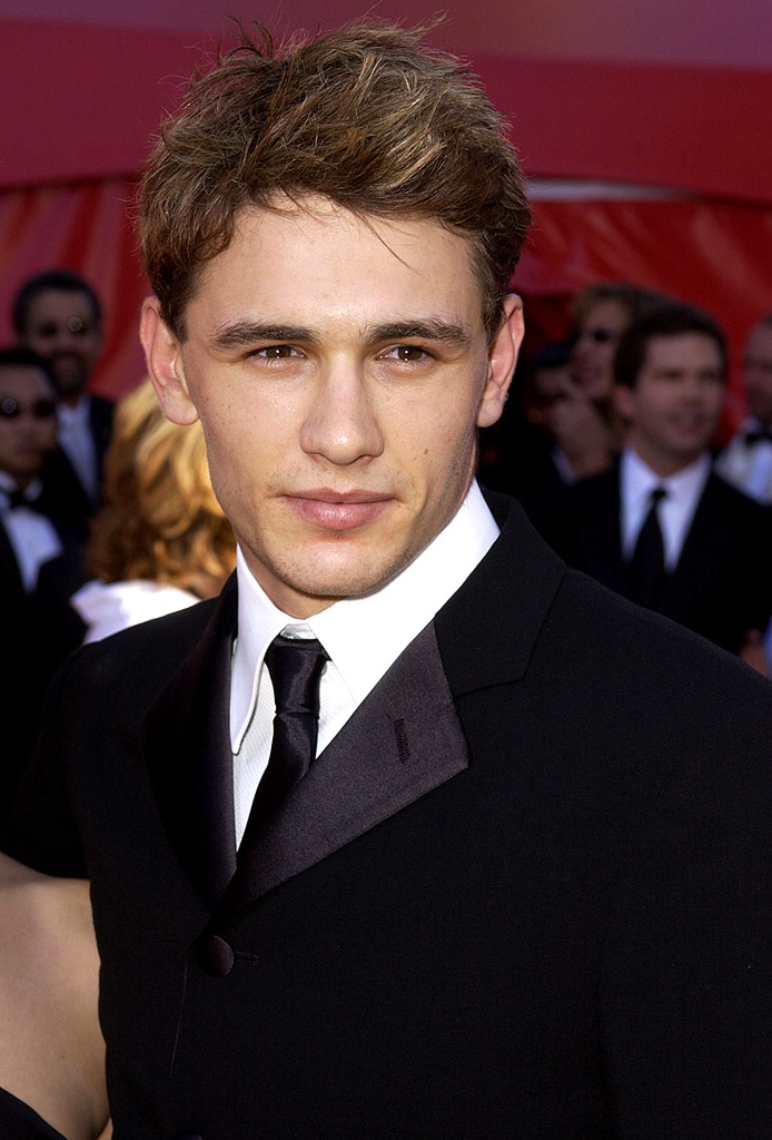 James Franco at The 54th Annual Primetime Emmy Awards.