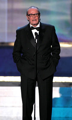 James Garner Lifetime Achievement Award Screen Actors Guild Awards - 2/5/2005