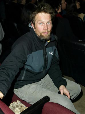 "James LeGros ""Riding Giants"" premiere - 1/15/2004 Sundance Film Festival"