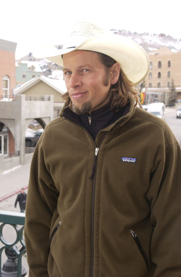 James LeGros World Traveler Sundance Film Festival 1/17/2002