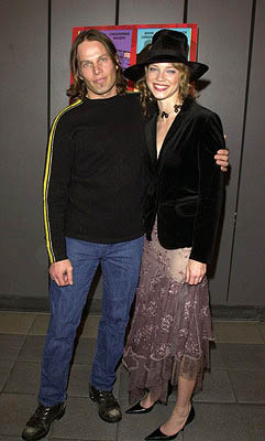 Premiere: James LeGros and Amy Smart at the Hollywood premiere for Lot 47's Scotland, PA - 2/4/2002