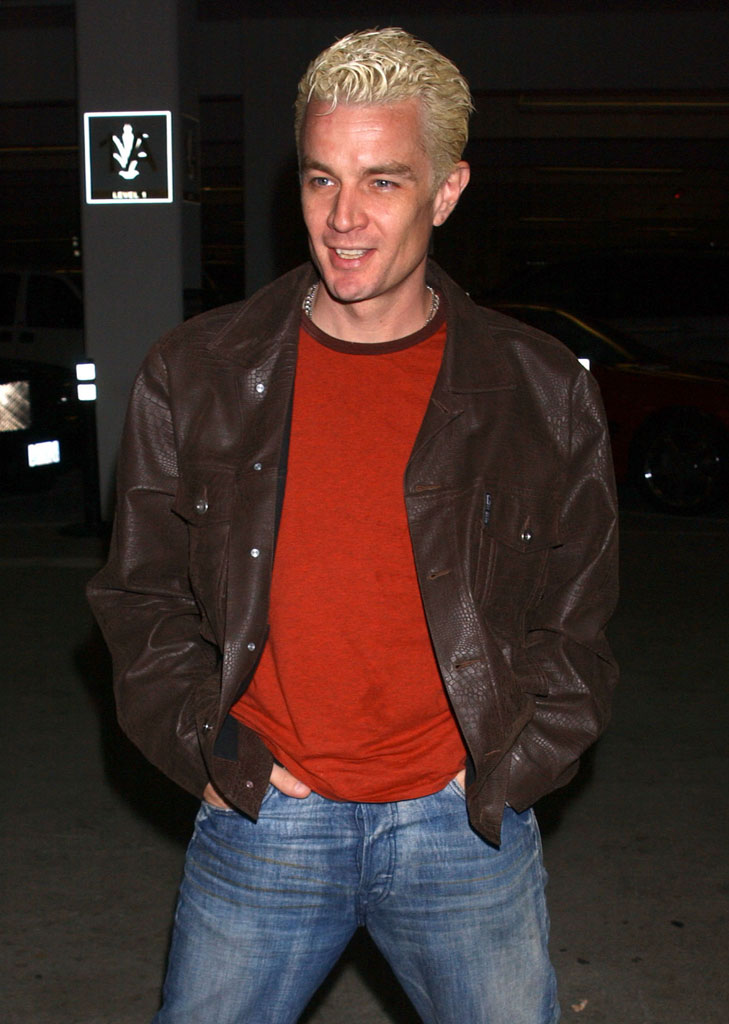 "James Marsters of ""Angel"" at the Season Premiere Party for ""Angel"" and ""Smallville"" hosted by KTLA and The WB."