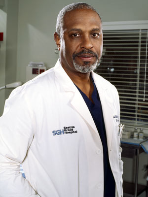 James Pickens Jr. ABC's Grey's Anatomy