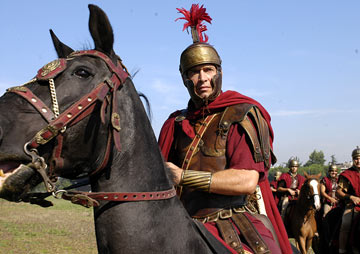 James Purefoy HBO's Rome