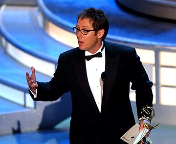 "James Spader of ""The Practice"" Outstanding Lead Actor in a Drama Series Emmy Awards - 9/19/2004"