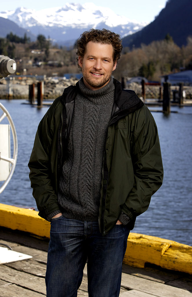 James Tupper stars as Jack in Men in Trees on ABC.
