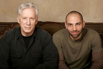 James Woods and director Marcos Siega Pretty Persuasion Portraits - 1/22/2005 Sundance Film Festival
