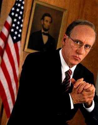 "James Woods as Rudy Giuliani in USA Network's ""Rudy"""