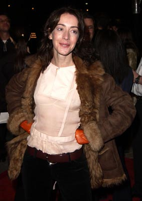 Premiere: Jane Adams (II) at the Hollywood premiere of Paramount's Orange County - 1/7/2002 Jane Adams