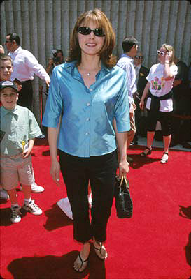 Premiere: Jane Leeves at the Westwood premiere of 20th Century Fox's Star Wars: Episode I - The Phantom Menace - 5/16/1999