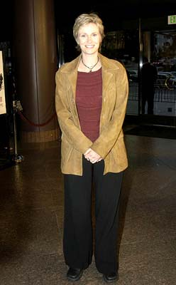 Premiere: Jane Lynch at the Hollywood premiere of Warner Bros. A Mighty Wind - 4/14/2003