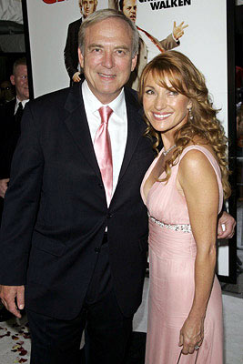 Premiere: James Keach and Jane Seymour at the New York premiere of New Line Cinema's Wedding Crashers - 7/13/2005