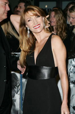 Premiere: Jane Seymour at the LA premiere of 20th Century Fox's Walk the Line - 11/13/2005
