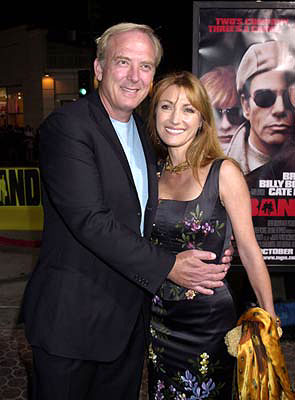Premiere: James Keach and Jane Seymour at the Westwood premiere of MGM's Bandits - 10/4/2001