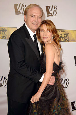 James Keach and Jane Seymour 11th Annual Critics' Choice Awards Santa Monica, CA - 1/9/2006