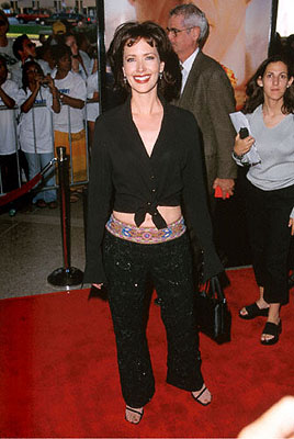 Premiere: Janine Turner at the Loews Century Plaza premiere of Columbia's The Patriot - 6/27/2000