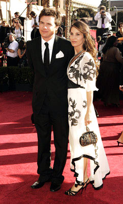 Jason Bateman and Amanda Anka 56th Annual Emmy Awards - 9/19/2004